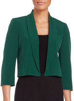 Nipon Boutique Crepe Shawl Blazer