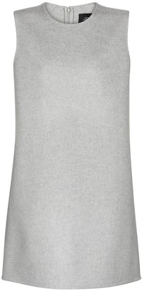 Marc Jacobs Wool, cashmere and silk minidress