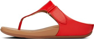 FitFlop Vera Toe-Post Sandals