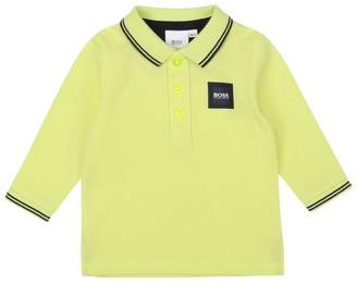 Boss Kids Logo Polo Shirt (3-36 Months)