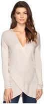 Brigitte Bailey Amaris Cross-Front Sweater