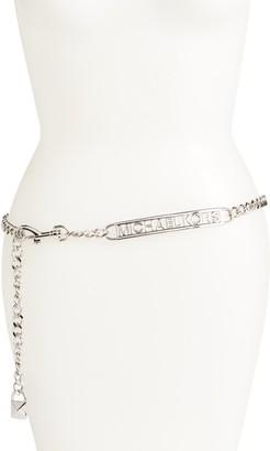 Michael Kors Chain Belt