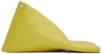 Simon Miller Yellow Slug Clutch
