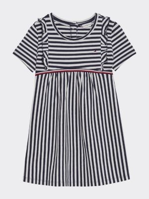 Tommy Hilfiger Essential A-Line Stripe Dress