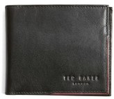 Ted Baker Carouse Bifold Leather Wallet