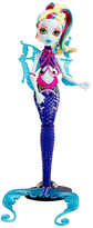 Monster High Great Scarrier Reef Glowsome Ghoulfish Lagoona Blue Doll