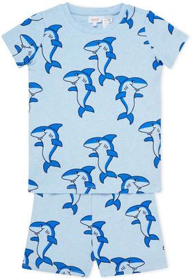 Seed Heritage Shark Pyjama