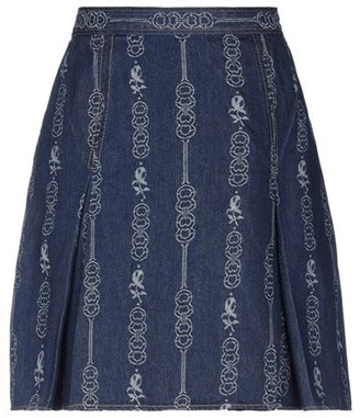 Tory Burch Denim skirt