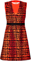 Roksanda Patterned Cocktail Dress