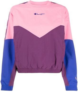 Champion Colour Block Sweatshirt