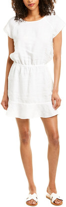 Joie Quoara Linen Mini Dress