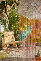 Urban Outfitters Landscape Bamboo Beaded Curtain