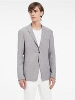 Calvin Klein Platinum Superfine Linen Jacket