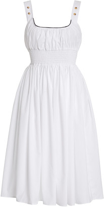 Ciao Lucia Lara Sleeveless Midi Dress