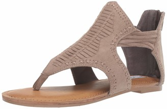 Not Rated Women's Aveline Gladiator Sandal Taupe 10 M US