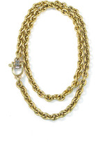 Elizabeth Cole Thorton Necklace Gold