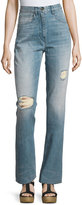3x1 High-Rise Cotton Jeans, Hope