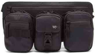 WANT Les Essentiels Kutako Multi-pocket Shell Belt Bag - Black