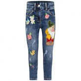MonnaLisa MonnalisaBlue Denim Fairytale Jeans