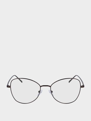 DKNY Round Optical Eyeglasses