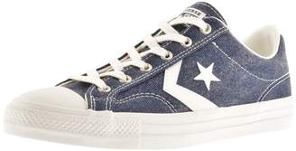 Converse Star Player OX Trainers Navy