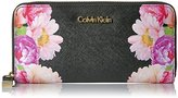 Calvin Klein Key Item Printed Saffiano Wallet