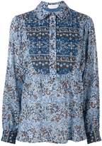See by Chloe Boho Floral print shirt