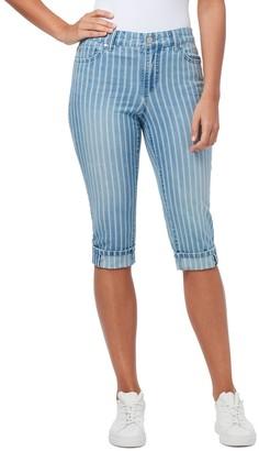 Bandolino Women's Madie Skimmer Jeans