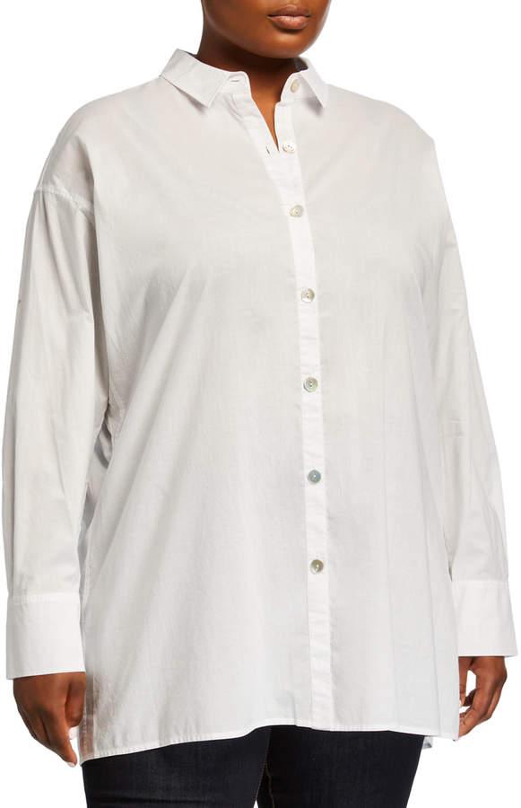 e609c55e Womens Plus Size Silk Shirts - ShopStyle