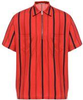 Stella McCartney red striped sam shirt