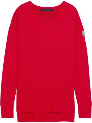 Canada Goose Buttermere Merino Wool Sweater