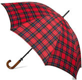 NEW Clifton Gents' Fibreglass Red Royal Stewart Umbrella