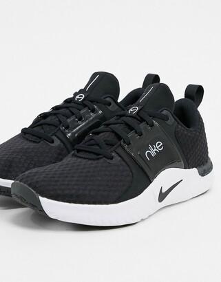 Nike Training Renew sneakers in black