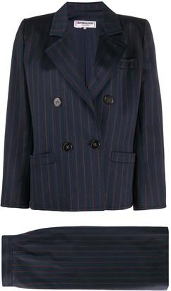 Yves Saint Laurent Pre Owned 1980s Skirt Suit