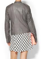 Vince Quilted Moto Jacket