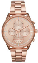 Michael Kors Slater Rose Gold Watch