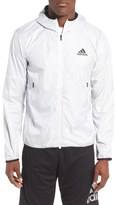 adidas Hooded Zip Jacket