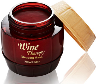 Holika Holika Wine Therapy Sleeping Mask - Red Wine 120Ml