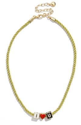 BaubleBar Harmony Necklace
