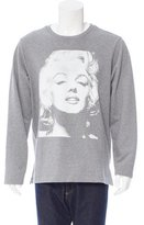 Dries Van Noten Marilyn Monroe Print Sweatshirt