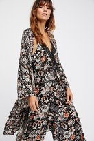 FP One Fp One Floral Robe at Free People