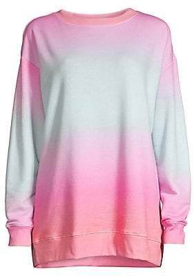 Wildfox Couture Women's Roadtrip Ombre Sweatshirt