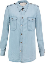 Eight Tencel-Chambray Shirt