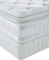 Serta iSeries King Mattress Set, Glorious Dream Plush Super Pillowtop