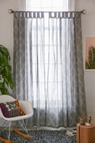 Urban Outfitters Sticks + Stone Curtain