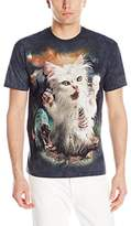 The Mountain Zombie Cat T-Shirt