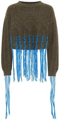 Loewe Wool and alpaca-blend sweater