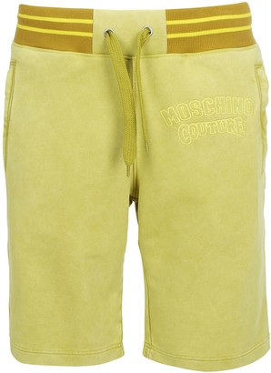 Moschino Embroidered Track Shorts