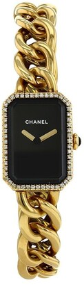 Chanel Pre Owned 2010s pre-owned Premiere wrist watch