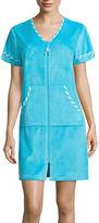 Jasmine Rose Short Sleeve Cover Up